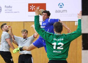 Campeonato Europeu Universitário de Andebol - univ. Minho