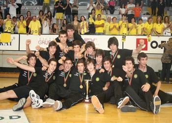 ABC de Braga - Campeao Nacional Iniciados 2010