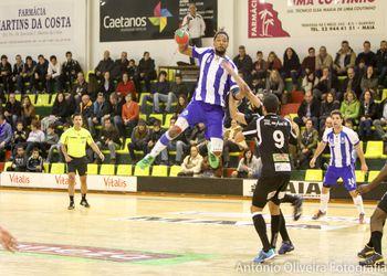 Águas Santas-Milaneza : FC Porto - Campeonato Fidelidade Andebol 1 - foto: António Oliveira