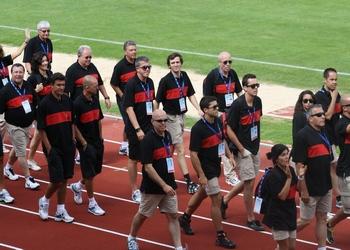 Cerimónia Abertura dos Jogos da CPLP - Oficiais