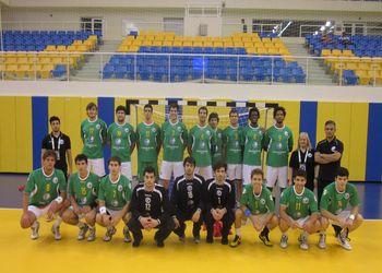 Selecção Nacional Juniores A masculinos 2010-11