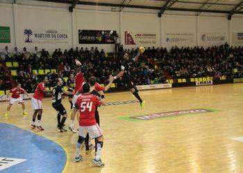 Águas Santas-Milaneza : SL Benfica - Taça de Portugal - foto: António Oliveira