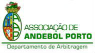 Logo Dep. Arbitragem AA Porto