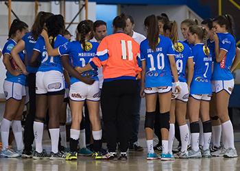 Campeonato 1ª Divisão Feminina - JAC Alcanena 2017/2018