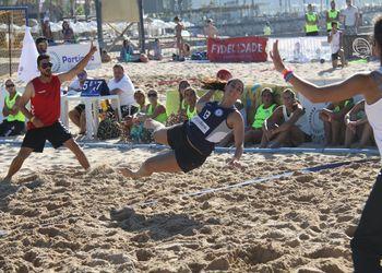 Fase Final de Andebol de Praia Portimão 2015 - dia 1 Agosto