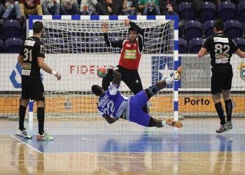 FC Porto : Águas Santas Milaneza - Andebol 1 - foto: António Oliveira