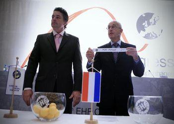 Sorteio da qualificação para o Campeonato da Europa Sub-19 Femininos Holanda 2011