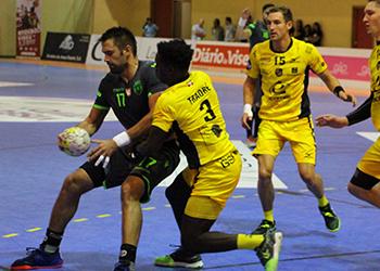 Sporting CP : Chambéry SMB Handball - XX Torneio Internacional de Andebol de Viseu
