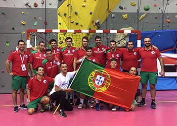 2º Campeonato da Europa INAS: Portugal Campeão