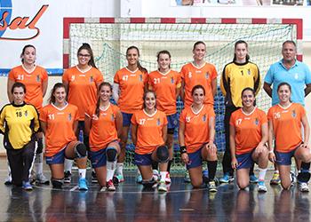 Campeonato 1ª Divisão Feminina - Plantel CS Madeira 2017/2018
