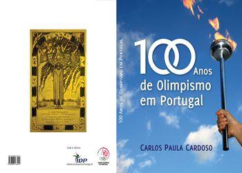 """Lançamento do Livro """"100 Anos de Olimpismo em Portugal"""""""