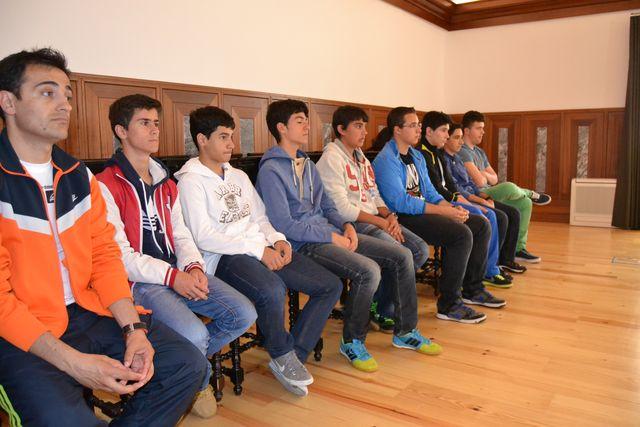 Conferência Imprensa de apresentação do 4º Torneio de Andebol Linda Saraiva e 1ª Taça Ibérica