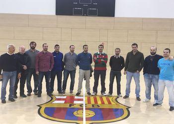 """Acção de Formação """"Da Formação à Elite"""" - FC Barcelona"""