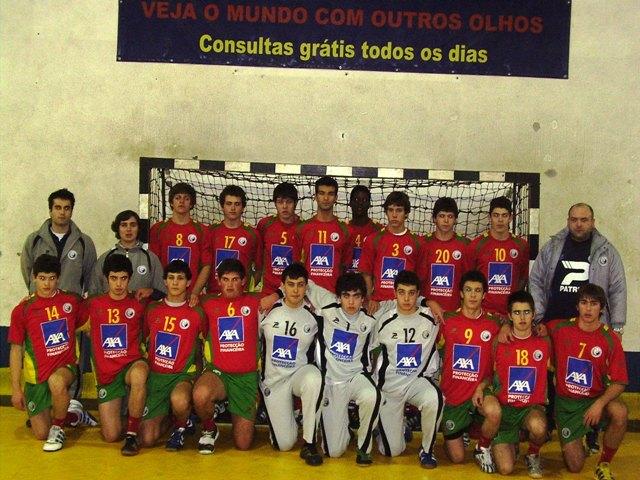 Júniores C masc 06-07