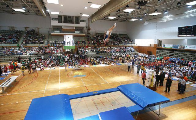 Cerimónia de Encerramento do Encontro Nacional de Minis Masculinos e Femininos Santo Tirso 2017