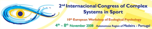 2 International Congress of Complex Systems in Sport - 10 European Workshop Ecological Psychology