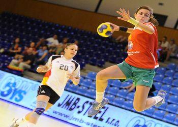 Portugal : Alemanha - Campeonato da Europa Sub-17 femininos