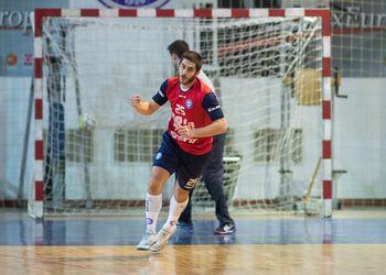 Mário Pereira - AC Fafe - Campeonato Andebol 1 - foto: Pedro Alves