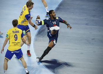 França : Suécia - Euro 2018 - foto: Uros Hocevar
