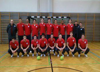 Selecção Nacional Junior A masculina - 2013/ 14