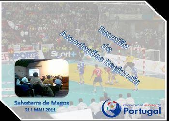 Reunião com Associações - 21-05-11, Salvaterra Magos