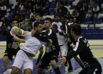 CF Belenenses : AA Avanca - Campeonato Andebol 1 - foto: Ana Andrade