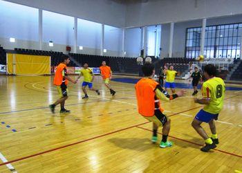 1ª Jornada do Campeonato Regional Norte de Andebol-5 da ANDDI