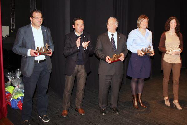 Comemorações das Bodas de Prata da Associação de Andebol de Leiria - 29.04.2012