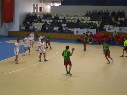 5º Campeonato do Mediterrâneo - Montenegro : Portugal