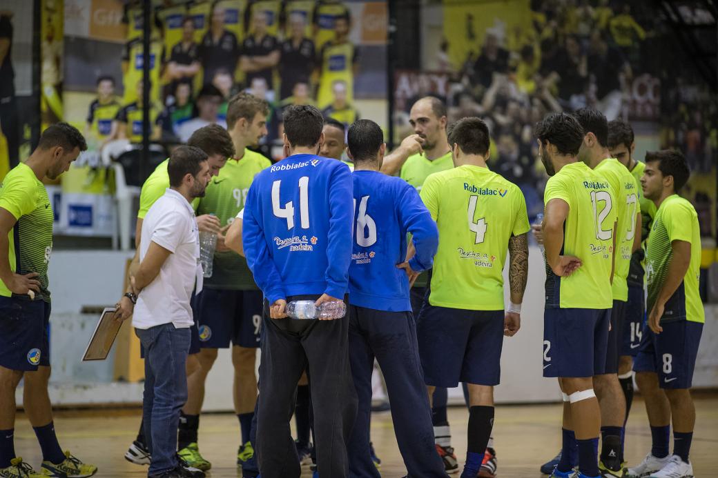Campeonato Andebol 1 - Madeira SAD - Pedro Alves