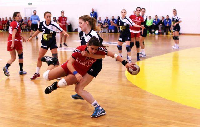 Juve : Spono Nottwil Handball - Taça EHF