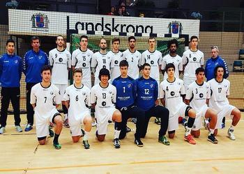 Seleção Nacional Juniores B - Scandibérico 2016
