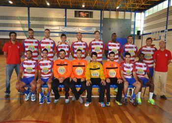 Foto Sporting da Horta - 2014-15 (ao baixo)