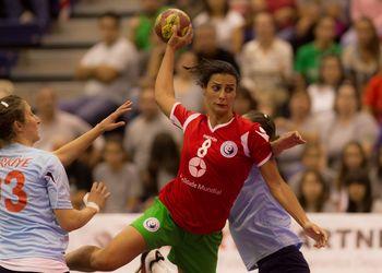 Vera Lopes - Portugal : Turquia - qualificação Campeonato da Europa Sérvia 2013