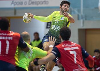 Campeonato Andebol 1 - AC Fafe x Madeira SAD - 11ª Jornada