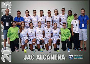 Plantel Jac-Alcanena 2014-2015  - foto: Ricardo Rosado