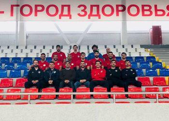 AM Madeira A. Sad - Challenge Cup - 1ª mão 1/4 final na Rússia