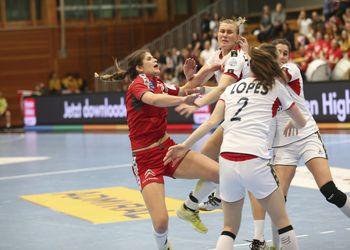 Áustria : Portugal - qualificação para o Campeonato da Europa Seniores Femininos França 2018
