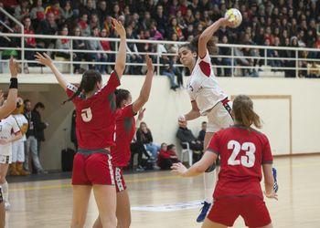 Portugal : Áustria - Qualificação para o Campeonato do Mundo Sub20 Feminino