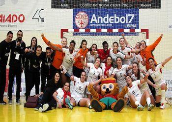 Seleção Nacional Sub20 Femininas - qualificação Mundial Sub20