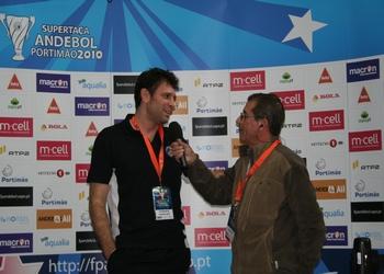 Paulo Fidalgo (treinador Madeira) - Andebol 1
