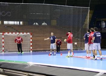 Seleção Nacional Sen. Masculina - Treino Sevilha 6