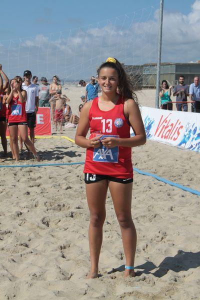 Melhor Jogadora – Rookies Femininos – Joana Pinto – 2Much4You