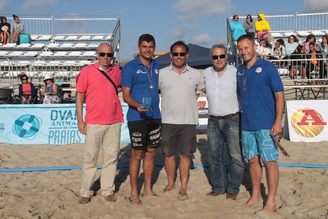 3º lugar Masters Masculinos – Raccoons D´Areia