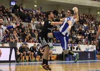 FC Porto : Bregenz Handball - EHF Cup - foto: António Oliveira