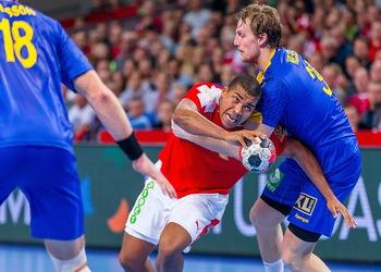 Campeonato Europa 2016 - Suécia-Dinamarca