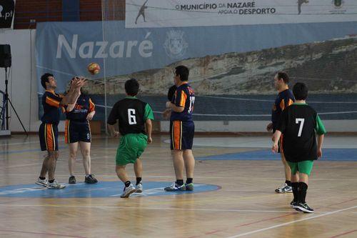 Torneio de Andebol Adaptado 5x5 - Nazaré Cup 2013