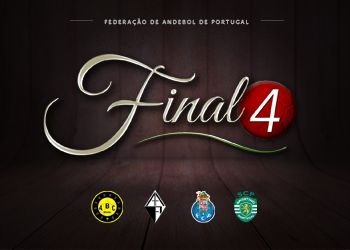 Cartaz Final4 Taça de Portugal Seniores Masculinos 2016-2017