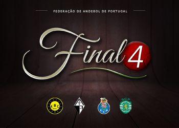 Cartaz Final4 Taça de Portugal Seniores Masculinos 2016-2017