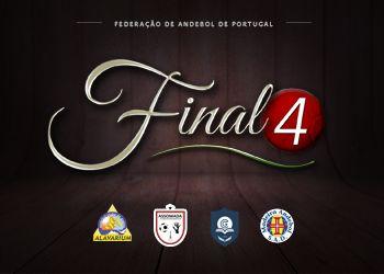 Cartaz Final4 Taça de Portugal Seniores Femininos 2016-2017